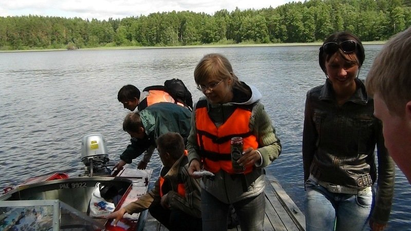 Озеро Вуокса